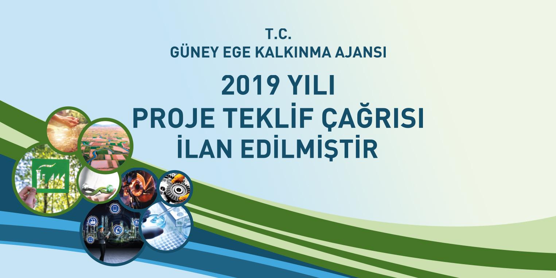 2019 Yılı Proje Teklif Çağrısı ilan edilmiştir