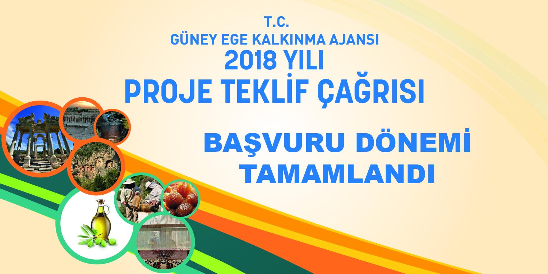 Ajansımızın toplamda 30 milyon lira hibe vereceği 2018 Yılı Mali Destek Programı proje başvuruları sona erdi.