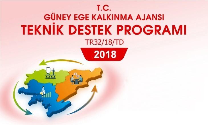 2018 Yılı Teknik Destek Programı 6. Dönem Hizmet Alımları