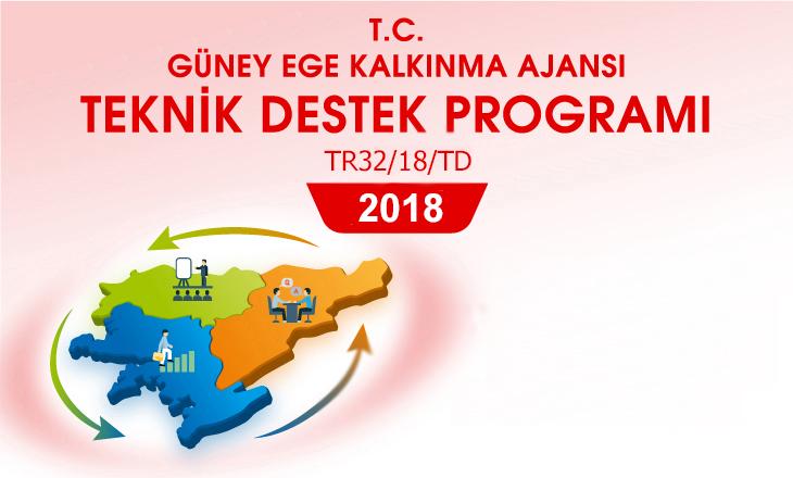 2018 Teknik Destek 3. Dönem Yenilenen Teknik Şartnameler